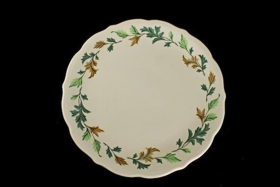 Syracuse China Plate, Restaurant Grade, SY185