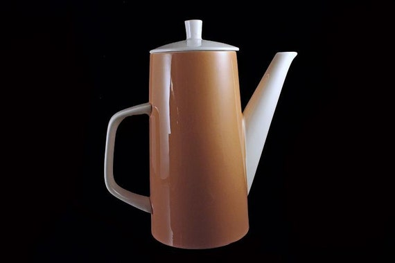 Mikasa, Coffee Pot, Westwood, Cera Stone, Brown