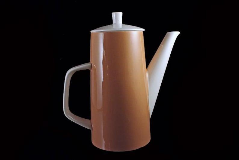 Westwood Mikasa Coffee Pot Brown Cera Stone