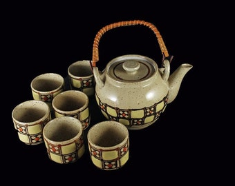 Otagiri Teapot with 6 Cups