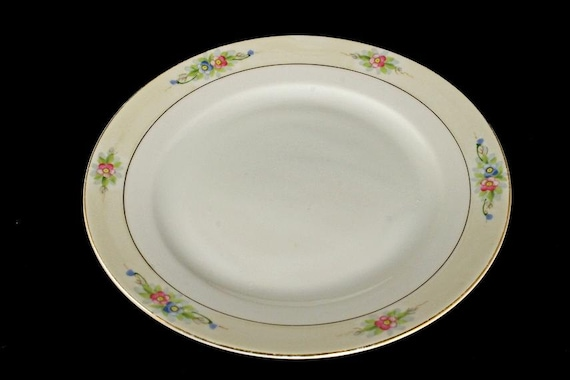 Noritake Salad Plate, The Sedan