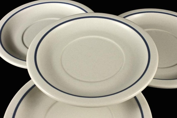 Pfaltzgraff Yorktowne Saucer Set of Four
