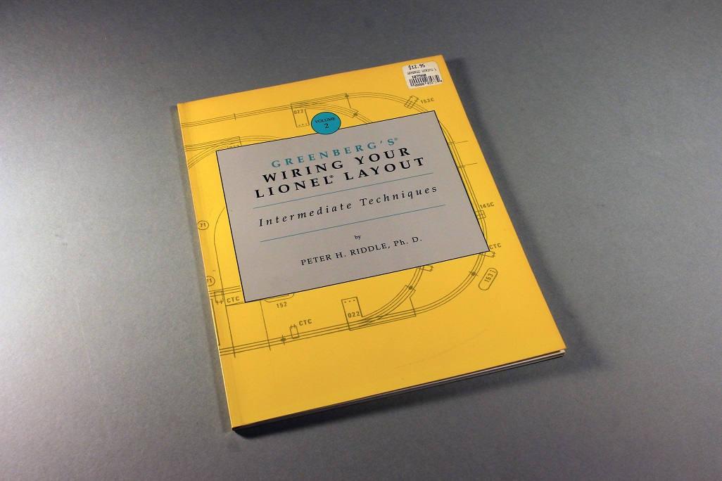 1993 Paperback  Greenberg U0026 39 S Wiring Your Lionel Layout  Vol