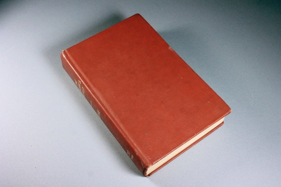 1946 Hardcover Book, The Roman's World, Frank Gardner Moore, History, Rome, Non-Fiction, Illustrated, Maps Included