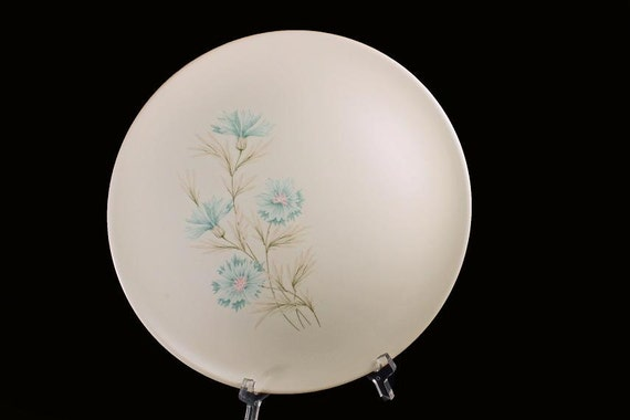 Dinner Plates, Boutonniere, Taylor Smith and Taylor, Ever Yours,  Sets of 4