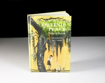 Children's Hardcover Book, Queenie Peavy, Robert Burch, Fiction, Weekly Reader Book, Collectible