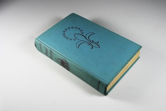1947 Hardcover Book, Proud Destiny, Lion Feuchtwanger, First Edition, Literature, Fiction, Novel, Historical Fiction