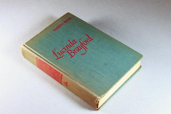 Hardcover Book, Lucinda Brayford, Martin Boyd, 1948 Edition, Novel, Literature, Fiction