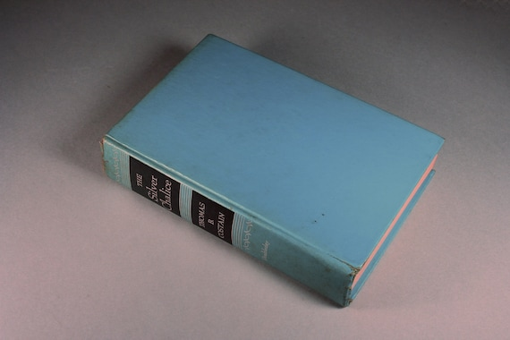 1952 Hardcover Book, The Silver Chalice, Thomas B. Costain, First Edition, Literature, Fiction, Novel, Historical Fiction