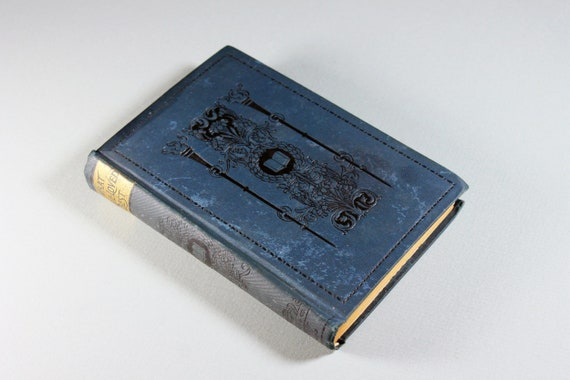 1891 Hardcover Book, What Elise Loved Best, Antiquarian, Short Stories, Children's Book, Literature, Antique, Collectible