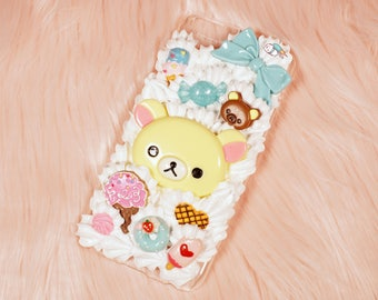 Ready to Ship iPhone 6/6s Decoden Phone Case