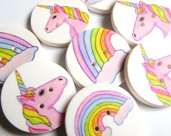 "7//8/""  TO 2/"" ONCE UPON A TIME...FAIRY TALE Novelty Buttons 10 new"
