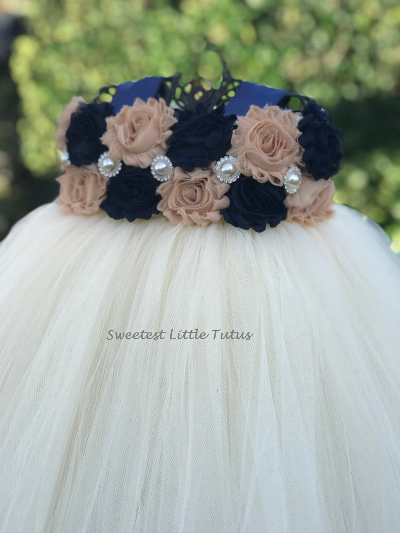 3eb45937ab8 Navy Blue And Champagne Flower Girl Dresses - Gomes Weine AG