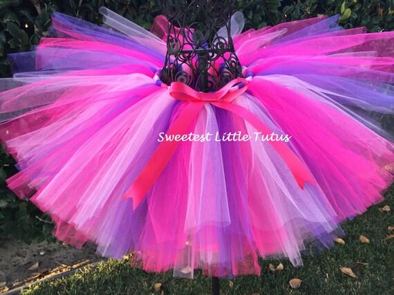Color de rosa caliente niña fiesta de cumpleaños de cinta de raso fajín-Rosa Estrellas