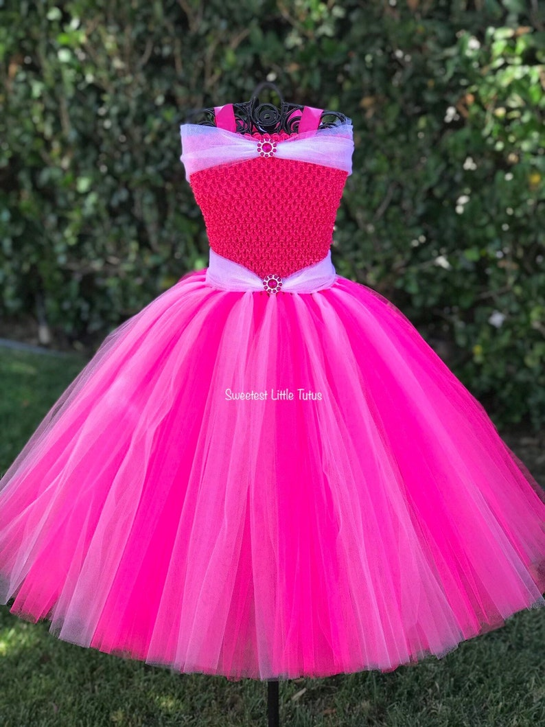 338d4214d Pink Princess Tutu Dress  Sleeping Beauty Tutu Dress  Pink