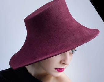 ec6a104152c Haute couture hat