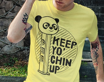 2bca6fc3c Funny Panda T Shirt, Shirts With Sayings, Motivational Quotes, Pez  Dispenser Gifts, Funny Panda Tshirt, Shirts With Sayings, Funny Pez Shirt