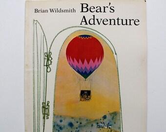 Bear's Adventure By Brian Wildsmith 1982