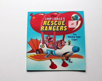 Chip N Dale Rescue Rangers The Missing Eggs Caper 1989