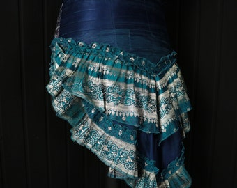 BLUEBERRY, (One size S-XL), Short Bustle
