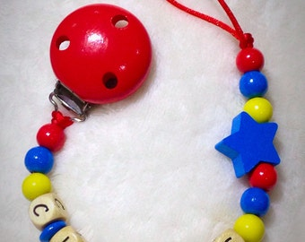Personalised Superman Dummy Clip