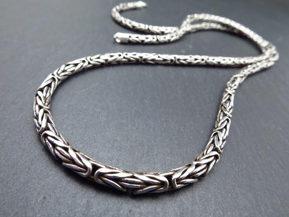 Agate GemStone Necklace Pendants 3 colors Available 925 Silver Chains 55cm Long