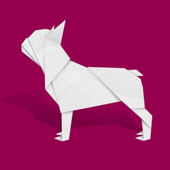 Origami Dollar Bulldog (Janessa Munt) - YouTube | 570x570