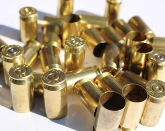 Once Fired BRASS 45 Caliber, Perfect for Reloading or Crafting, Qty. 100x