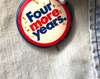 Vintage Political Button