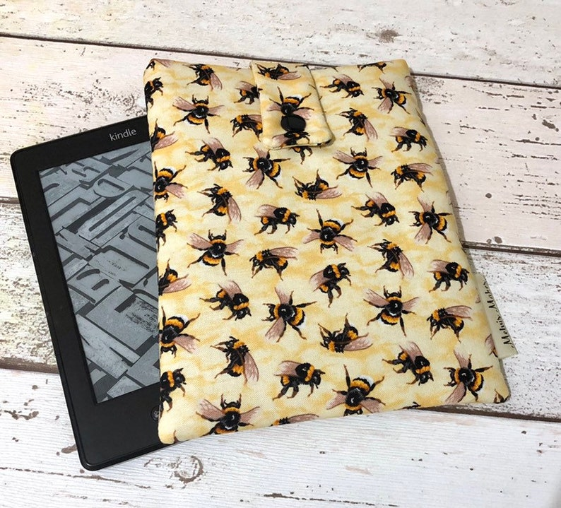 Bees Kindle Case Kindle Oasis Paperwhite Voyage Fire 7 8 10 image 0
