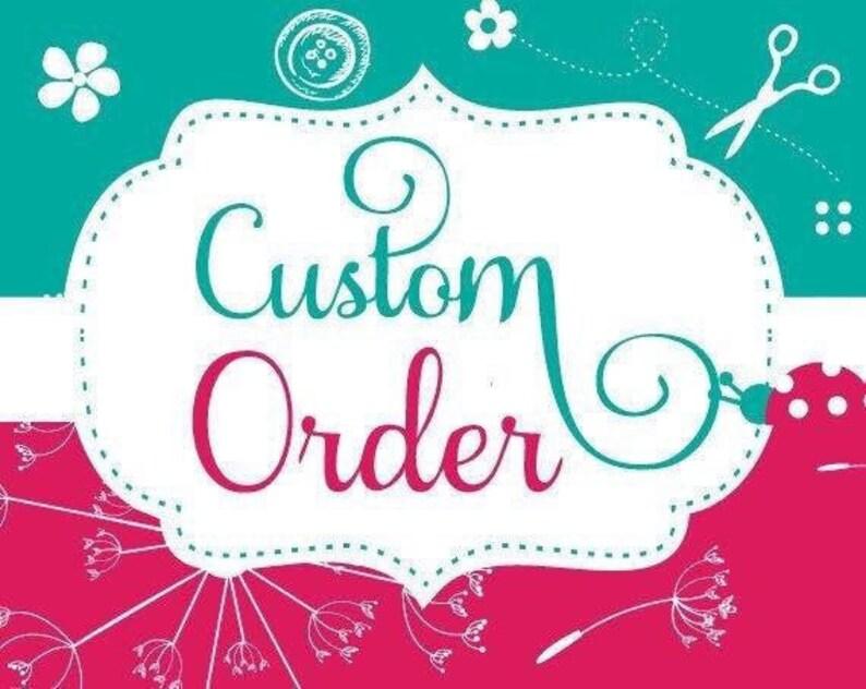 Custom Order for Jenna  Metallic Alice Sling Bag image 0