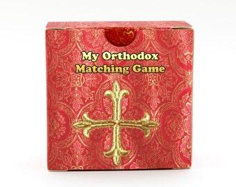 My Orthodox Matching Game