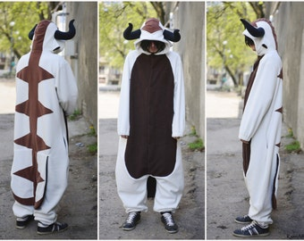 Custom Bizon inspired Kigurumi/Pajama