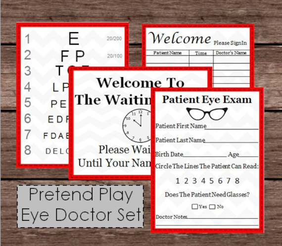 List of Common Pediatric Eye Problems