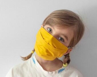Children's barrier mask