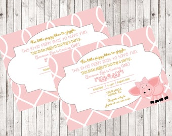 french paris tea party invitation girl birthday invite 9 etsy