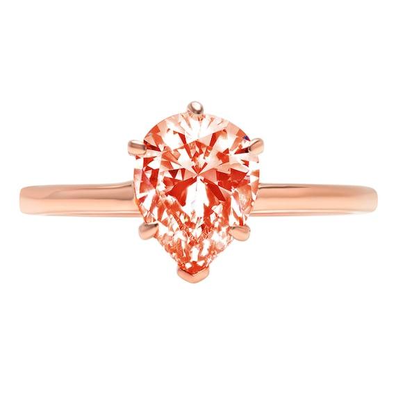 1 Emerald Cut Mint Light Sea Turquoise Green Classic Wedding Engagement Bridal Designer Promise Designer Ring Solid 14k White Gold