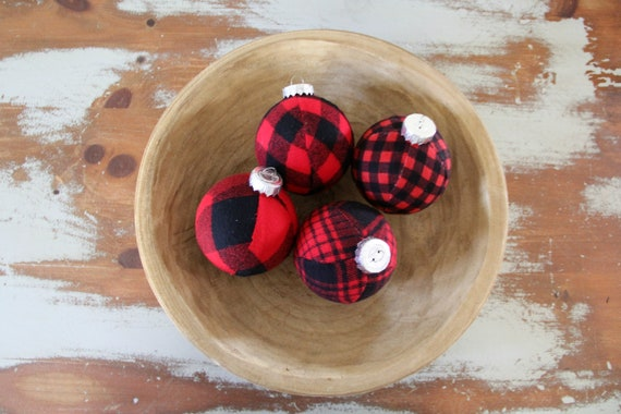 image 0 - Buffalo Plaid Christmas Decor
