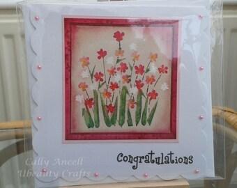 OC101- Congratulations Card
