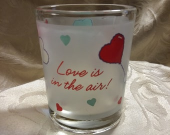 Love Is In The Air Votive Cup