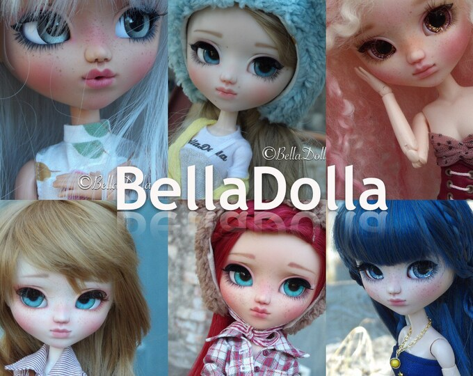 Custom order service Pullip - included doll