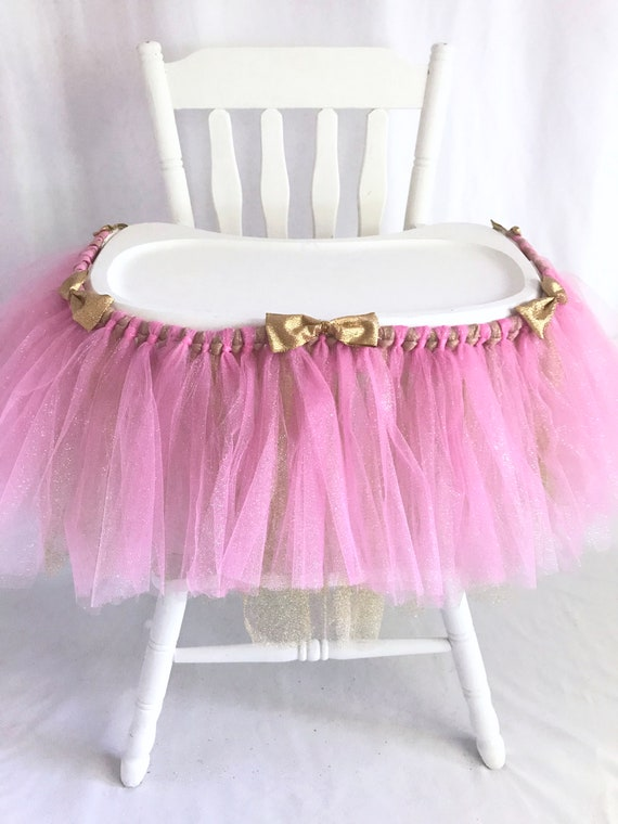 Donut Grow Up High Chair Tutu Chair NOT included