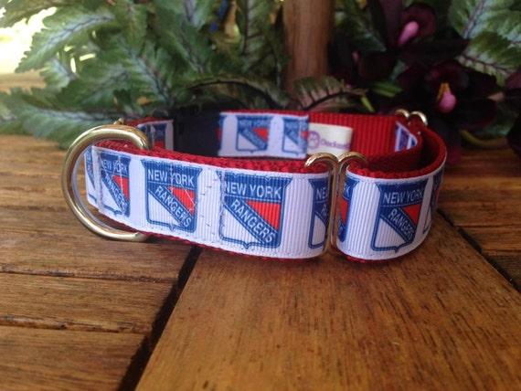 New York Rangers Dog Collars  3d2b9fec6