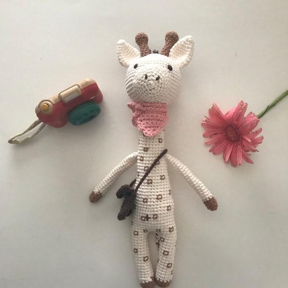 Arafa, la jirafa bebé (con imágenes) | Jirafa amigurumi, Jirafa bebé,  Ganchillo amigurumi | 570x570