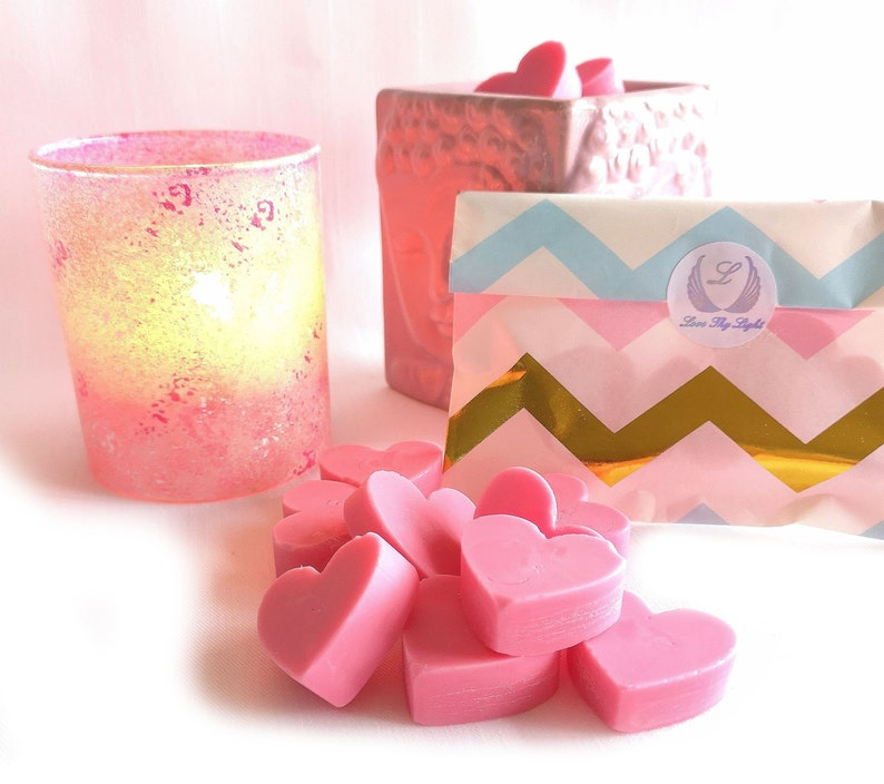 Birthday gift for her Vanilla /& Spice wax melts Great little gift for wax melt lovers hand poured with ecosoya wax