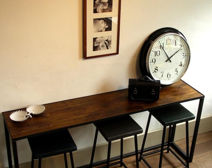 Slimline High Table