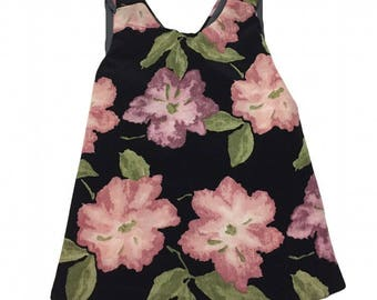 Flower Shop Reversible Pinafore