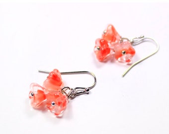 925 silver hook mini flowers rose earrings jewelry teacher dangles pink jewelry summer jewelry daughter marble gifts peach пя75