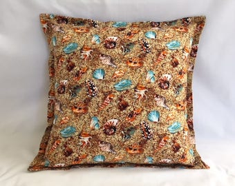 Seashell Pillow Cover 16 X 16