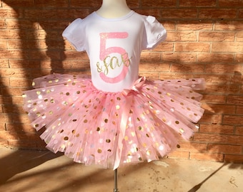 5th Birthday Outfit